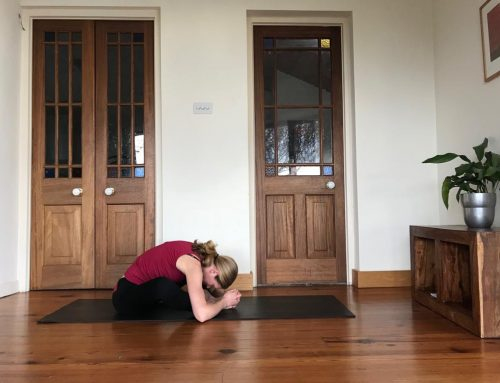 Pose of the week: How cobbler's pose can assist fertility and ease period pain